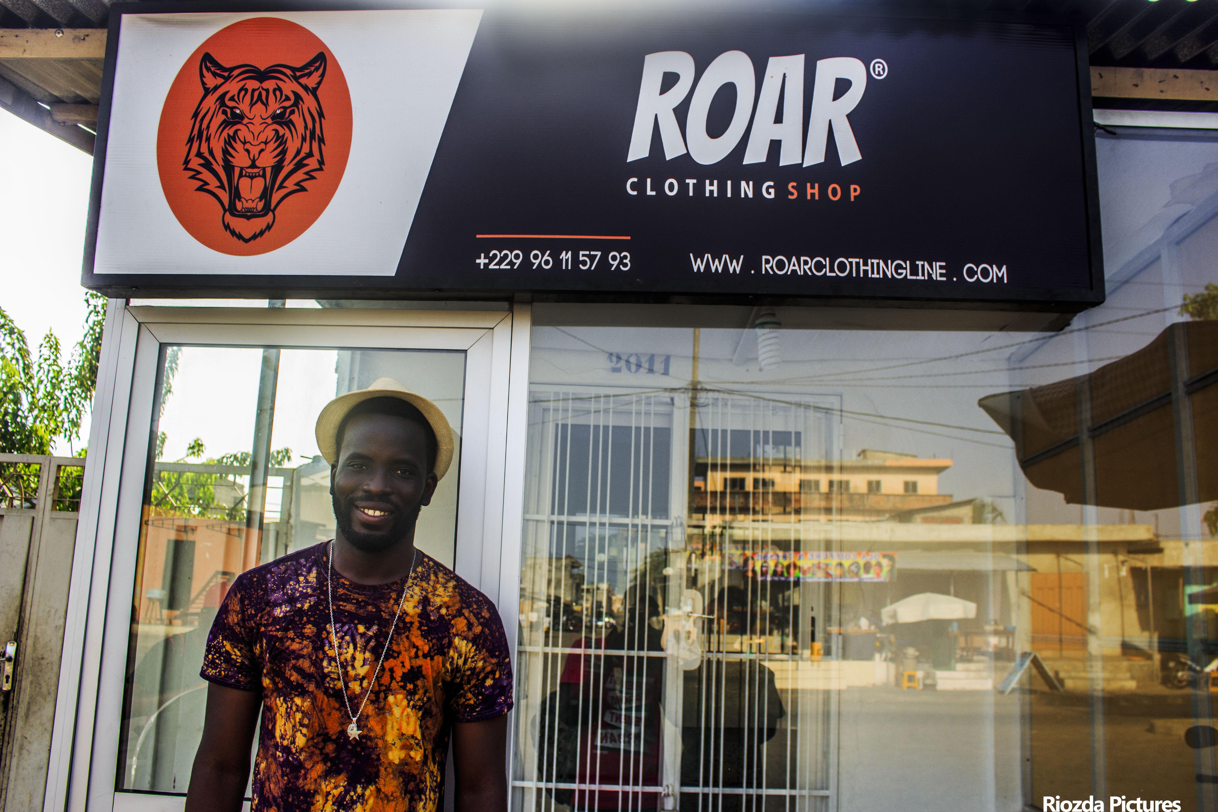 Roar Clothing_Yann Djossinou_Irawo_MylèneFlicka_DariosTossou