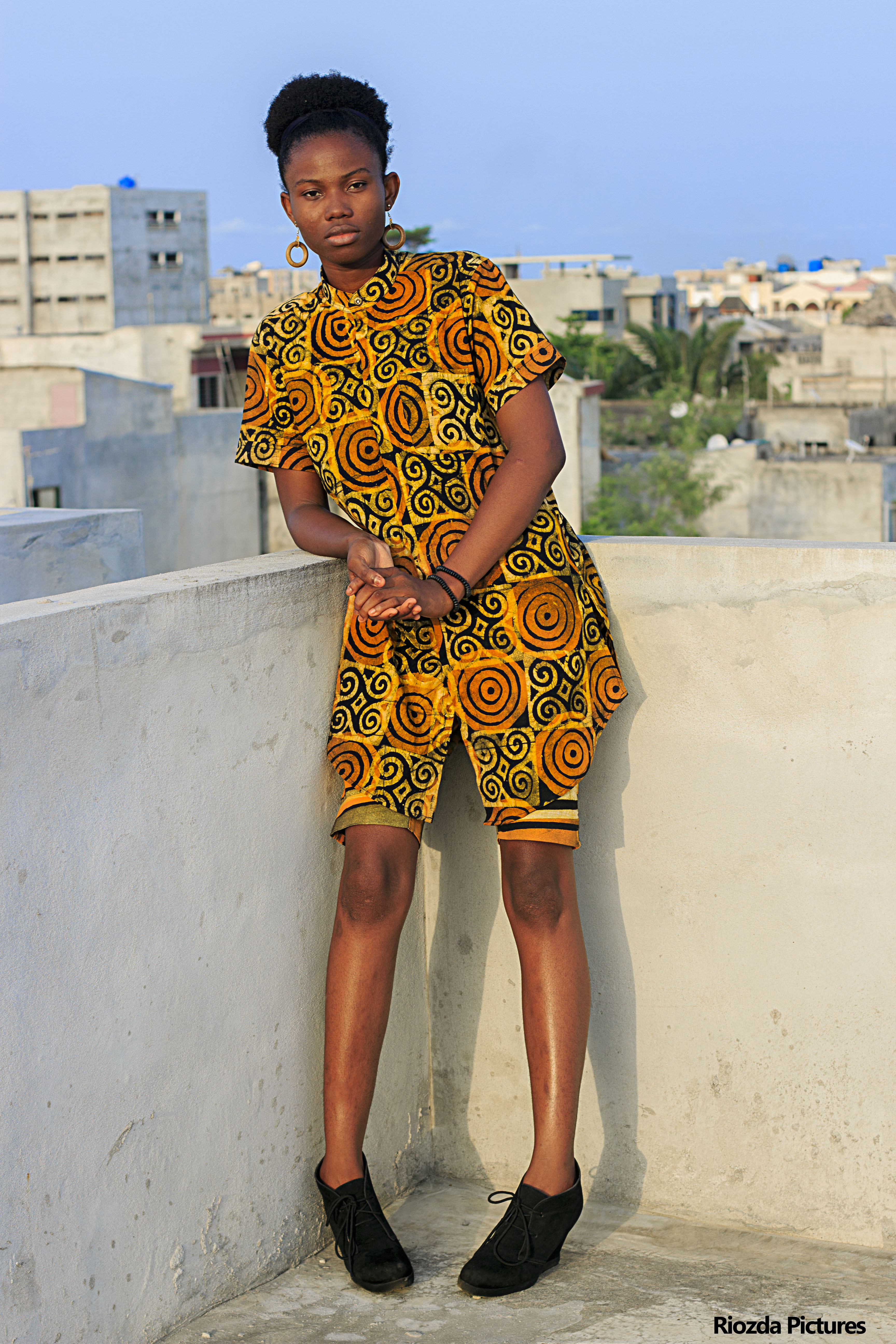 Mylène Flicka, Nouvelle Collection Roar Clothing