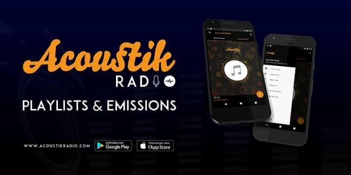 Acoustik Radio, Kebo Okioh, Musique