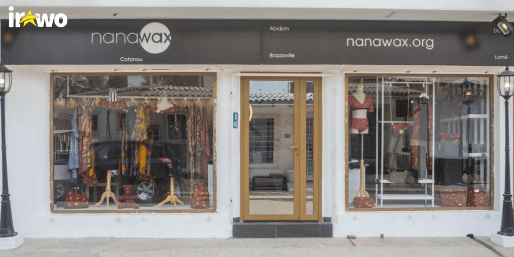 Nous sommes en 2018 et Nanawax va ouvrir sa 7ème boutique en Afrique