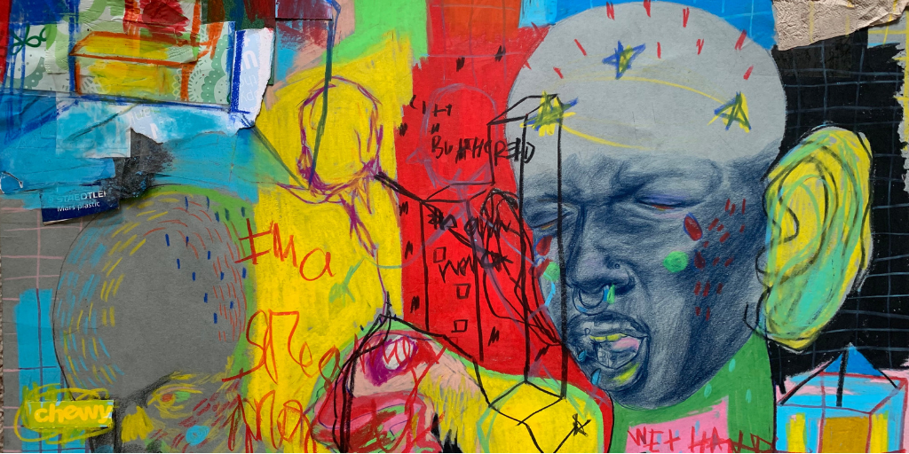 Talents Africains : Z The Rat, une artiste Ivoirienne sur les traces de Basquiat