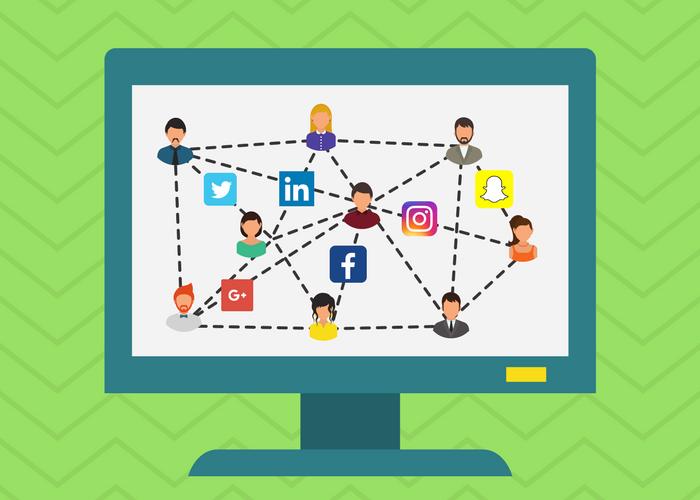 utiliser les réseaux sociaux pour networker